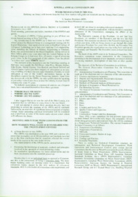 BWPDA Record of 1995 Convention : Page 38