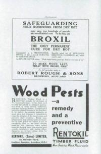Journal of the British Wood Preserving Association Vol I : Page 121