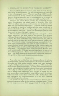 Journal of the British Wood Preserving Association Vol I : Page 88