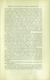 Journal of the British Wood Preserving Association Vol II : Page 71