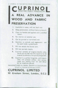 Journal of the British Wood Preserving Association Vol III : Page 3