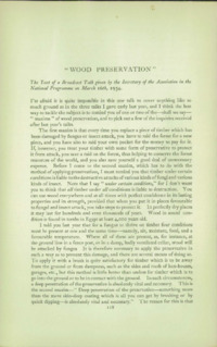 Journal of the British Wood Preserving Association Vol IV : Page 164