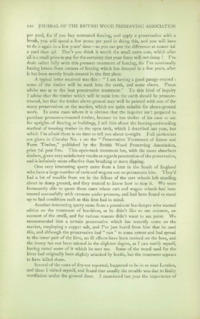 Journal of the British Wood Preserving Association Vol IV : Page 166