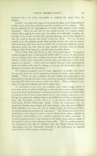 Journal of the British Wood Preserving Association Vol IV : Page 169