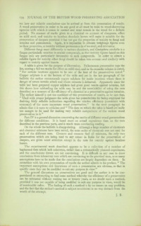 Journal of the British Wood Preserving Association Vol IV : Page 180