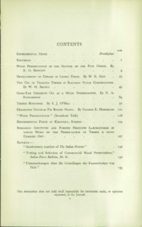 Journal of the British Wood Preserving Association Vol IV : Page 27