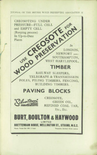 Journal of the British Wood Preserving Association Vol IV : Page 5