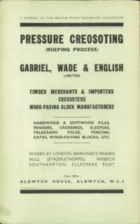 Journal of the British Wood Preserving Association Vol IV : Page 6