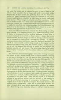 Record of the 1952 Annual Convention of the British Wood Preserving Association : Page 168