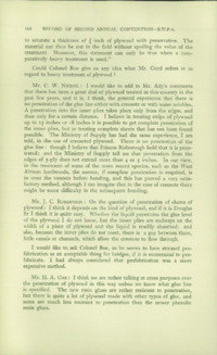 Record of the 1952 Annual Convention of the British Wood Preserving Association : Page 178