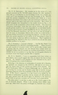 Record of the 1952 Annual Convention of the British Wood Preserving Association : Page 180