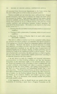 Record of the 1952 Annual Convention of the British Wood Preserving Association : Page 196