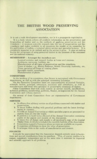 Record of the 1952 Annual Convention of the British Wood Preserving Association : Page 203