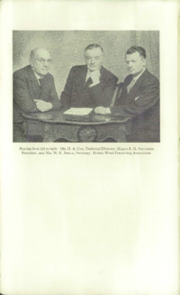 Record of the 1952 Annual Convention of the British Wood Preserving Association : Page 205