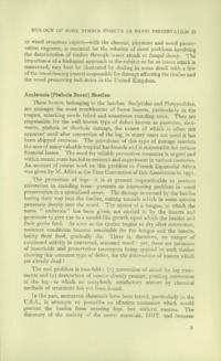 Record of the 1952 Annual Convention of the British Wood Preserving Association : Page 31