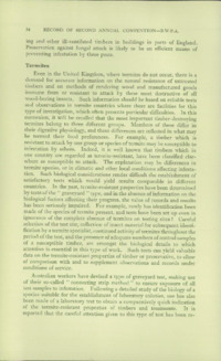 Record of the 1952 Annual Convention of the British Wood Preserving Association : Page 36