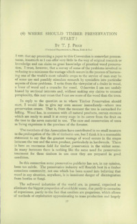 Record of the 1952 Annual Convention of the British Wood Preserving Association : Page 39