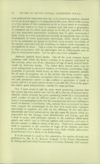 Record of the 1952 Annual Convention of the British Wood Preserving Association : Page 44