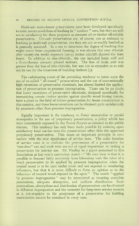 Record of the 1952 Annual Convention of the British Wood Preserving Association : Page 78