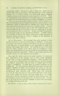 Record of the 1952 Annual Convention of the British Wood Preserving Association : Page 90