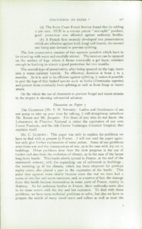 Record of the 1953 Annual Convention of the British Wood Preserving Association : Page 129