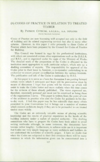 Record of the 1953 Annual Convention of the British Wood Preserving Association : Page 139