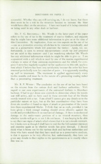 Record of the 1953 Annual Convention of the British Wood Preserving Association : Page 41