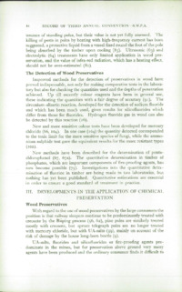 Record of the 1953 Annual Convention of the British Wood Preserving Association : Page 52