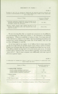 Record of the 1955 Annual Convention of the British Wood Preserving Association : Page 133