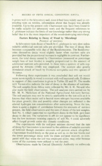 Record of the 1955 Annual Convention of the British Wood Preserving Association : Page 14