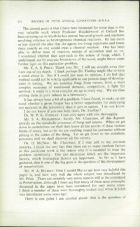 Record of the 1955 Annual Convention of the British Wood Preserving Association : Page 142