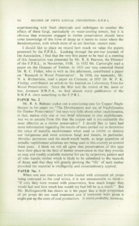 Record of the 1955 Annual Convention of the British Wood Preserving Association : Page 174