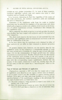 Record of the 1955 Annual Convention of the British Wood Preserving Association : Page 48