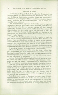 Record of the 1955 Annual Convention of the British Wood Preserving Association : Page 84