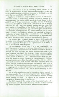 Record of the 1962 Annual Convention of the British Wood Preserving Association : Page 135