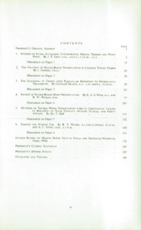 Record of the 1962 Annual Convention of the British Wood Preserving Association : Page 9