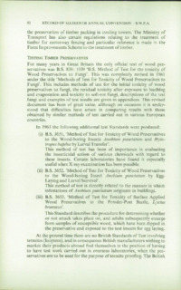 Record of the 1966 Annual Convention of the British Wood Preserving Association : Page 104