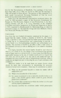 Record of the 1966 Annual Convention of the British Wood Preserving Association : Page 107