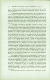 Record of the 1966 Annual Convention of the British Wood Preserving Association : Page 146