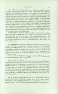 Record of the 1966 Annual Convention of the British Wood Preserving Association : Page 157