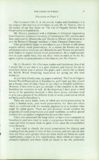Record of the 1966 Annual Convention of the British Wood Preserving Association : Page 29