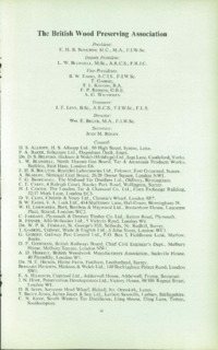 Record of the 1966 Annual Convention of the British Wood Preserving Association : Page 5