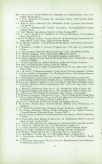 Record of the 1966 Annual Convention of the British Wood Preserving Association : Page 6