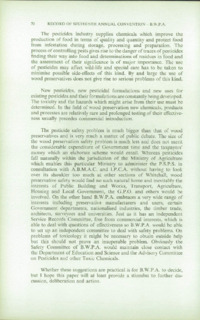 Record of the 1966 Annual Convention of the British Wood Preserving Association : Page 82