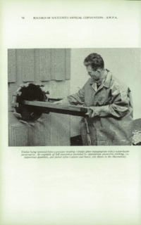 Record of the 1966 Annual Convention of the British Wood Preserving Association : Page 86