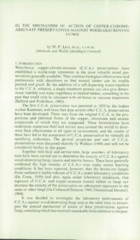 Record of the 1969 Annual Convention of the British Wood Preserving Association : Page 123
