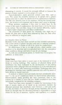 Record of the 1969 Annual Convention of the British Wood Preserving Association : Page 170