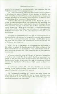 Record of the 1970 Annual Convention of the British Wood Preserving Association : Page 107