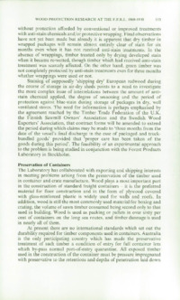 Record of the 1970 Annual Convention of the British Wood Preserving Association : Page 125