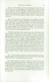 Record of the 1970 Annual Convention of the British Wood Preserving Association : Page 135